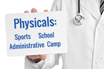Sports Physical (813) 792-8555 School Physical Lutz FL Tampa 33558